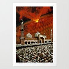 Apocalypse Now Art Print