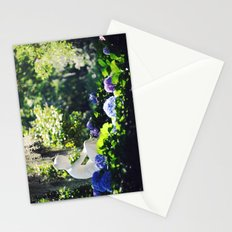 In the Garden Stationery Cards