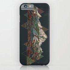 This mountain Slim Case iPhone 6s