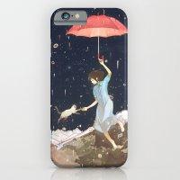 Rain Returns Night iPhone 6 Slim Case