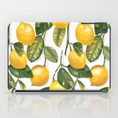 Lemons iPad Case
