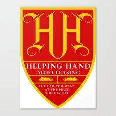 HH Crest Canvas Print