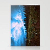 Dark Skies Stationery Cards