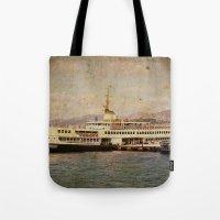 Longboattie. Tote Bag