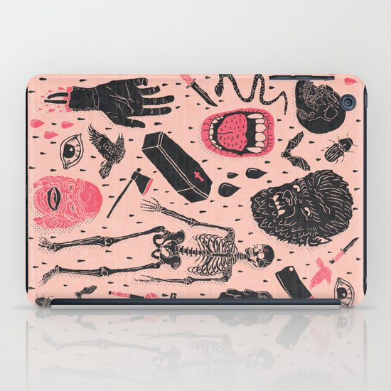 Whole Lotta Horror iPad Case