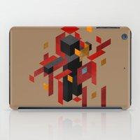 Iron Man Assembled iPad Case