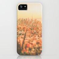 New York City Sunset iPhone (5, 5s) Slim Case