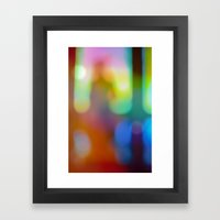 Imma Stranger Myself Her… Framed Art Print