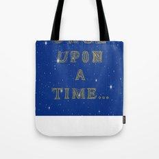Fairy Tale Beginnings Tote Bag