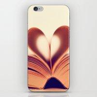 Book Lovers iPhone & iPod Skin