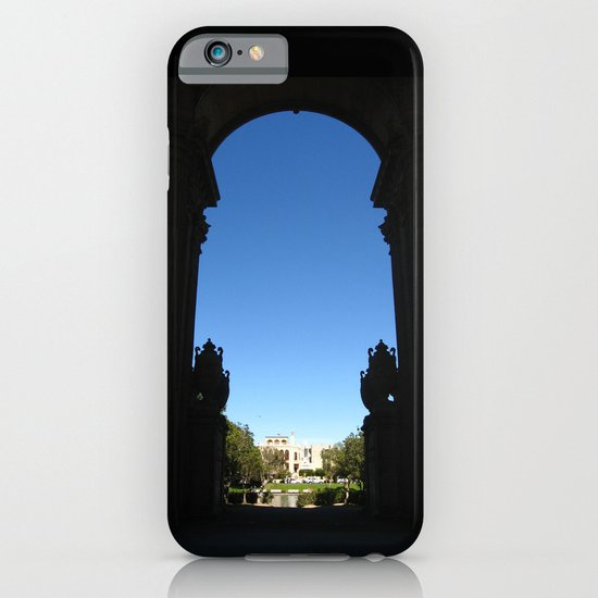 Palace of Fine Arts II iPhone & iPod Case