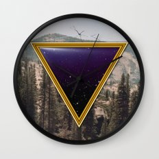 Space Frame Wall Clock
