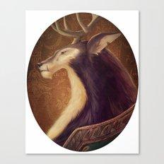 Beast Canvas Print