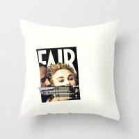 Fair Throw Pillow