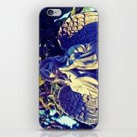 Graveyard Angel iPhone & iPod Skin
