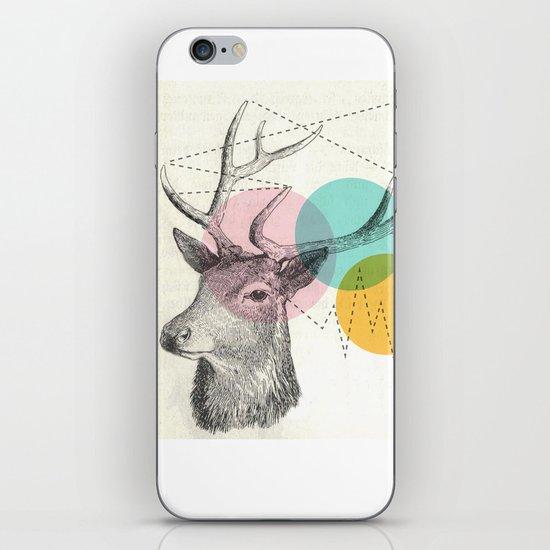 stitch doe iPhone & iPod Skin