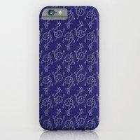 Anchor Pattern 1 iPhone 6 Slim Case