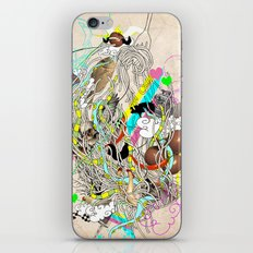 spaghetiii iPhone & iPod Skin