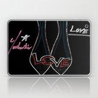 Love Louboutin Laptop & iPad Skin