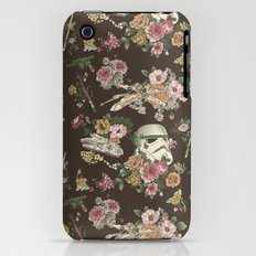 Botanic Wars iPhone (3g, 3gs) Slim Case