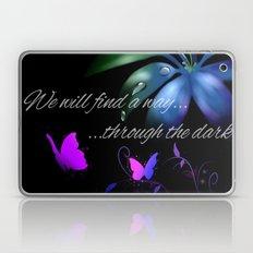 Through the Dark Laptop & iPad Skin