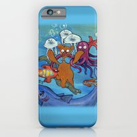 iPhone & iPod Case featuring Out of reality. by Gioele Fusaro