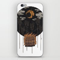 The Most Beautiful Night of All iPhone & iPod Skin