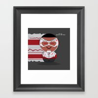 ChibizPop: Wally Framed Art Print