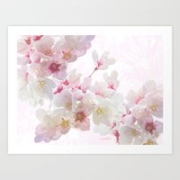 In Early Spring Art Print
