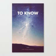 If You Want To Know Some… Canvas Print