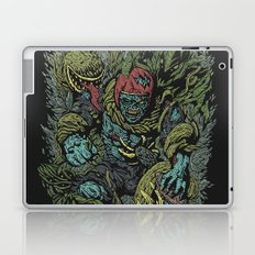 Zombie vs Plant! Laptop & iPad Skin
