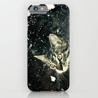 iPhone & iPod Case featuring Intrigued  by Maddie Weaver