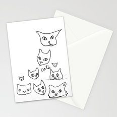 Cats Cat Stationery Cards