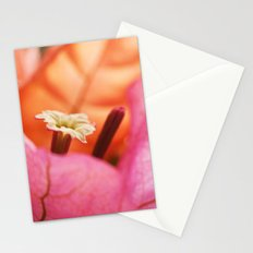 Beautiful Brazilian flower's Heart  91 Stationery Cards