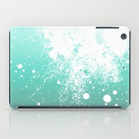 Splattered Ombre iPad Case