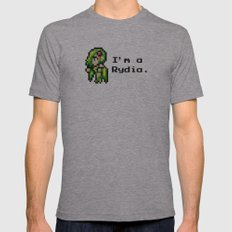 I'm A Rydia (not a Carrie) Mens Fitted Tee Athletic Grey SMALL