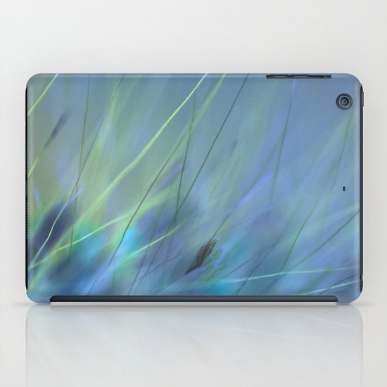 Lost In Blue iPad Case