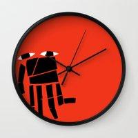 Elephand Wall Clock