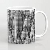 federwald (monochrome series) Mug