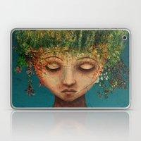 Quietly Wild Laptop & iPad Skin