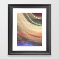 Accidental Magic Framed Art Print