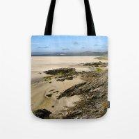 Luskentyre Beach Tote Bag