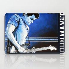 John Mayer Blues iPad Case