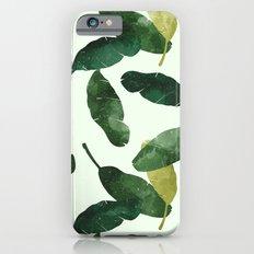 banana leaves iPhone 6s Slim Case