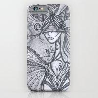 iPhone & iPod Case featuring Blind Sensibility (Sketch) by Sean Martorana