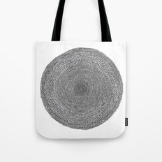 Circle / Semi Circle Tote Bag