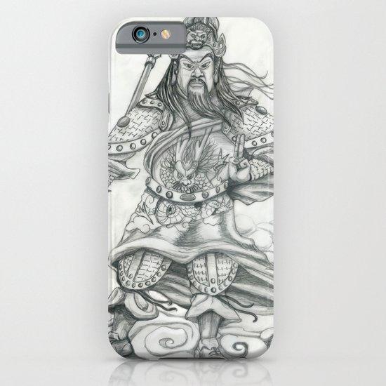Gwan Gong iPhone & iPod Case