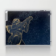 Star Wars Gold Edition Laptop & iPad Skin