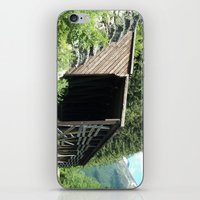 Snow Shed iPhone & iPod Skin