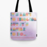 It's Easy to Imagine Tote Bag